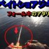 ショアジギング/ダイソージグ フォール中のアタリをとるワザ①(動画付き)